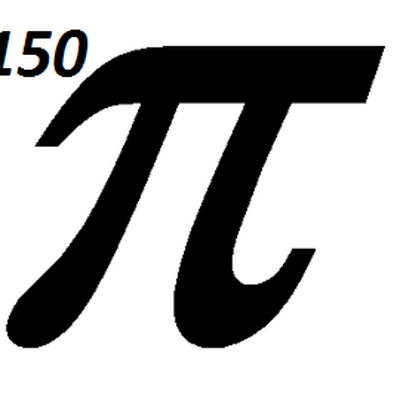 150 Digits of Pi