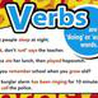 4 verbs - have, be, do, see, past