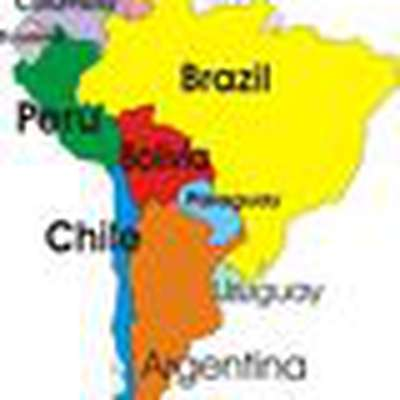 Capital Cities of South America