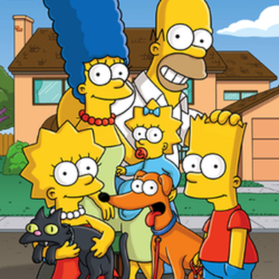 The Simpsons!!