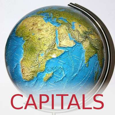Country Capitals 2.0